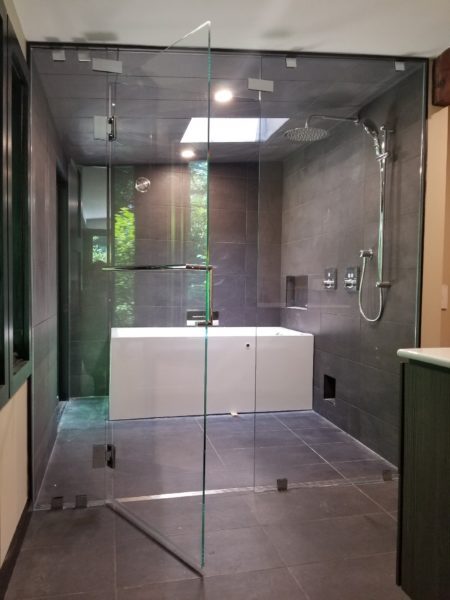 Linear Drains & Curbless Showers – Thorson Restoration